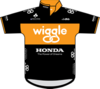 Wiggle High5 Pro Cycling jersey