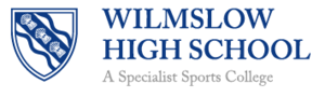 Wilmslow High School - Image: Wilmslow High School logo