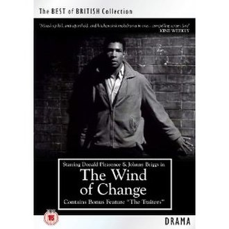 The Wind of Change (film) - UK DVD cover