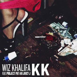 KK (song) - Image: Wiz Khalifa KK