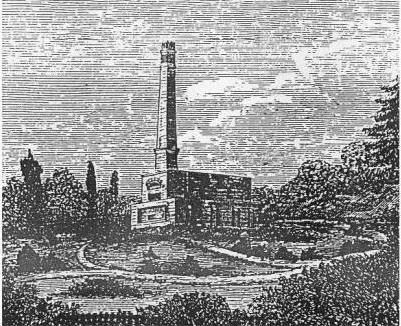 Woking crematorium 1878