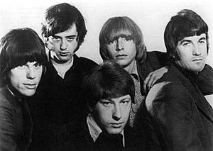 The Yardbirds - Image: Yardbirds including Page
