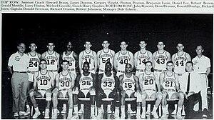 1965–66 Illinois Fighting Illini men's basketball team - Image: 1965–66 Illinois Fighting Illini men's basketball team