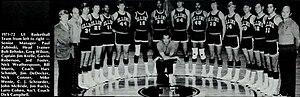 1971–72 Illinois Fighting Illini men's basketball team - Image: 1971–72 Illinois Fighting Illini men's basketball team