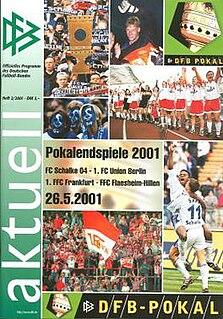2001 DFB-Pokal Final