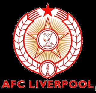A.F.C. Liverpool Association football club in England
