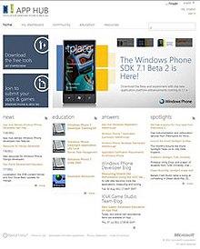 Windows Phone Store - Wikipedia