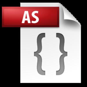 ActionScript - Image: Action Script icon