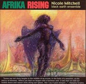 Afrika Rising - Image: Afrika Rising cover
