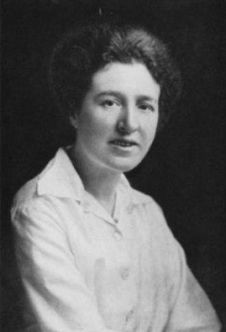 Agnes Arber - Arber circa 1916