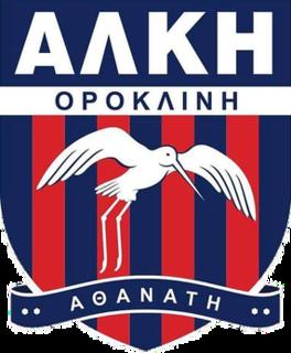 Alki Oroklini Cypriot football club