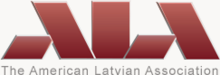 American Latvian Association logo.png
