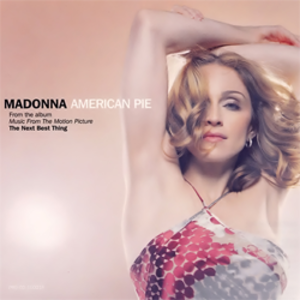American Pie (song) - Image: American Pie Madonna