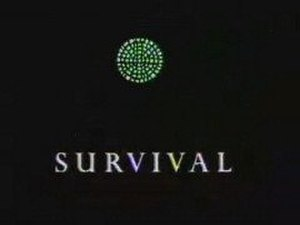 Survival (TV series) - Image: Anglia Survival titlescreen