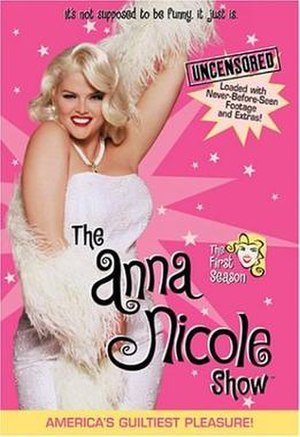 The Anna Nicole Show - First season DVD