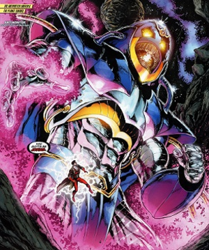 Anti-Monitor - Image: Anti Monitor (Ivan Reis's art)