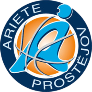 Orli Prostějov - The logo of Ariete Prostějov