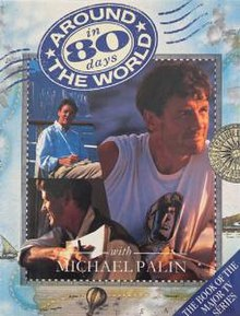 Around The World In 80 Days Michael Palin Book Wikipedia
