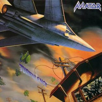 Turbulence (Aviator album) - Image: Aviator Turbulence album cover 1979