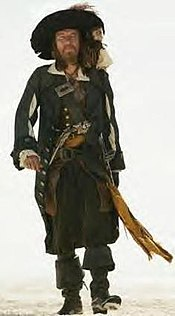Barbossa in Pirates of the Caribbean At World's End.JPG