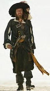 fictional character in the Pirates of the Caribbean film series