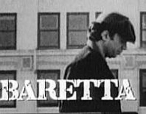 Baretta - Baretta title screen
