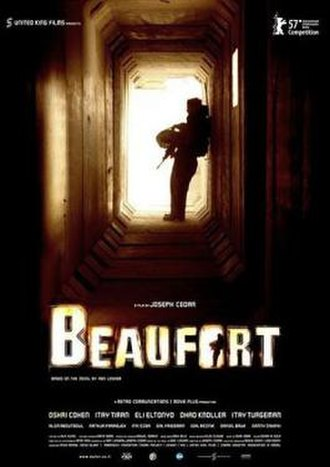Beaufort (film) - Image: Beaufortposter