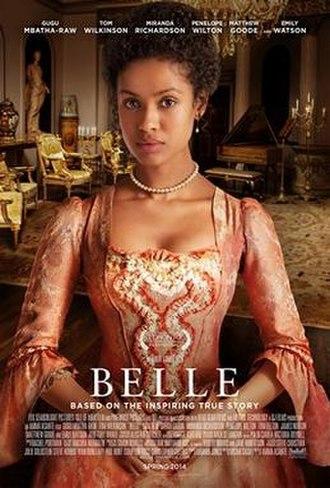 Belle (2013 film) - Image: Belle poster