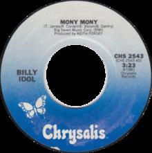 Billy Idol - Mony Mony 1981 single.png