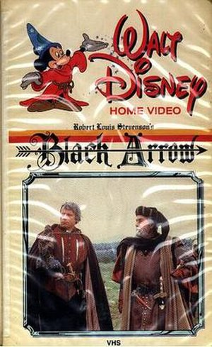 Black Arrow (1985 film) - Image: Black Arrow (telefilm)