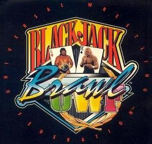 Universal Wrestling Federation (Herb Abrams) - Image: Blackjack Brawl