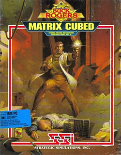 <i>Buck Rogers: Matrix Cubed</i> video game