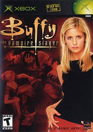 Buffy the Vampire Slayer (2002 video game) - Image: Buffy the Vampire Slayer Coverart