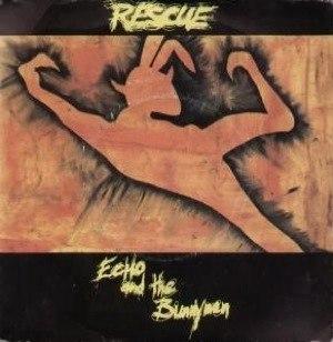 Rescue (song) - Image: Bunnymen rescue