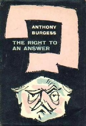 The Right to an Answer - First edition cover
