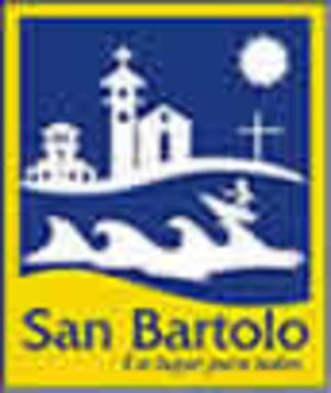 San Bartolo District - Image: COA San Bartolo District in Lima Province