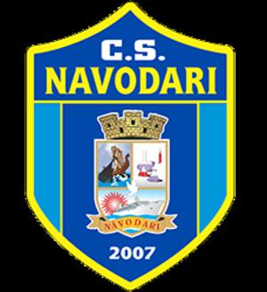 CS Năvodari - Image: CS Navodari logo