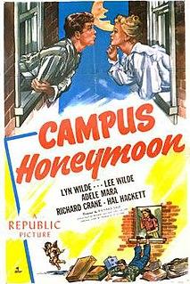 <i>Campus Honeymoon</i> 1948 film by Richard Sale