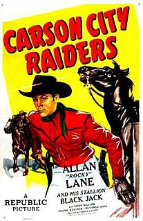 <i>Carson City Raiders</i> 1948 film by Yakima Canutt
