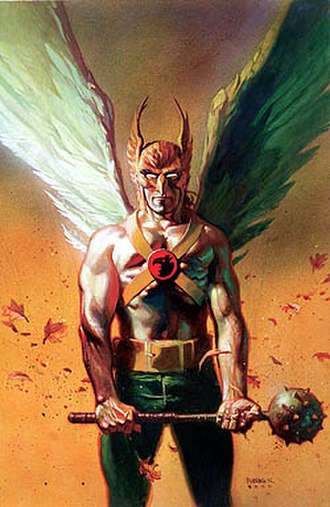 Hawkman (Carter Hall) - Image: Carterhallsbigpictur e