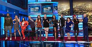 Big Brother (U.S. TV series) - Wikipedia