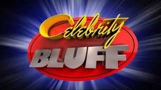 Celebrity Bluff - Title card since 2017