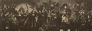 Centipede (band) English progressive rock group