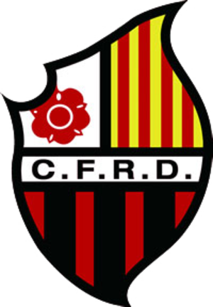 CF Reus Deportiu - Logo of the club until the 2016–17 season