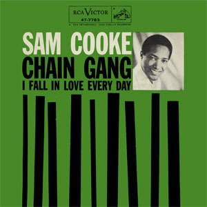 Chain Gang (song) - Image: Chain Gang Cooke