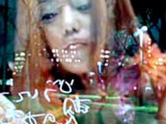 70% (Yūgure no Uta) - Chara in the music video.