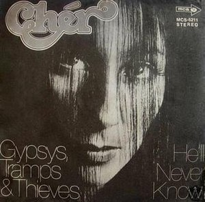 Gypsys, Tramps & Thieves - Image: Cher Gypsys, Tramps & Thieves
