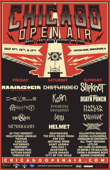 Chicago Open Air Wikipedia