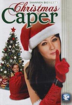 Christmas Caper - Image: Christmas Caper Video Cover