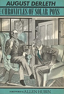 <i>The Chronicles of Solar Pons</i> book by August Derleth